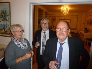 MArit og Svein Giskemo med Einar Kristiansen